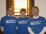 Volunteers from New Rehoboth-Greenville PC