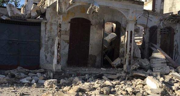 Haiti Earthquake carousel slide