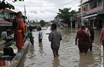flooding in Myanmar